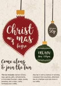 Christmas Fayer Poster